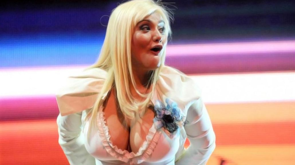 Gladys espera para debutar en el Bailando 2017