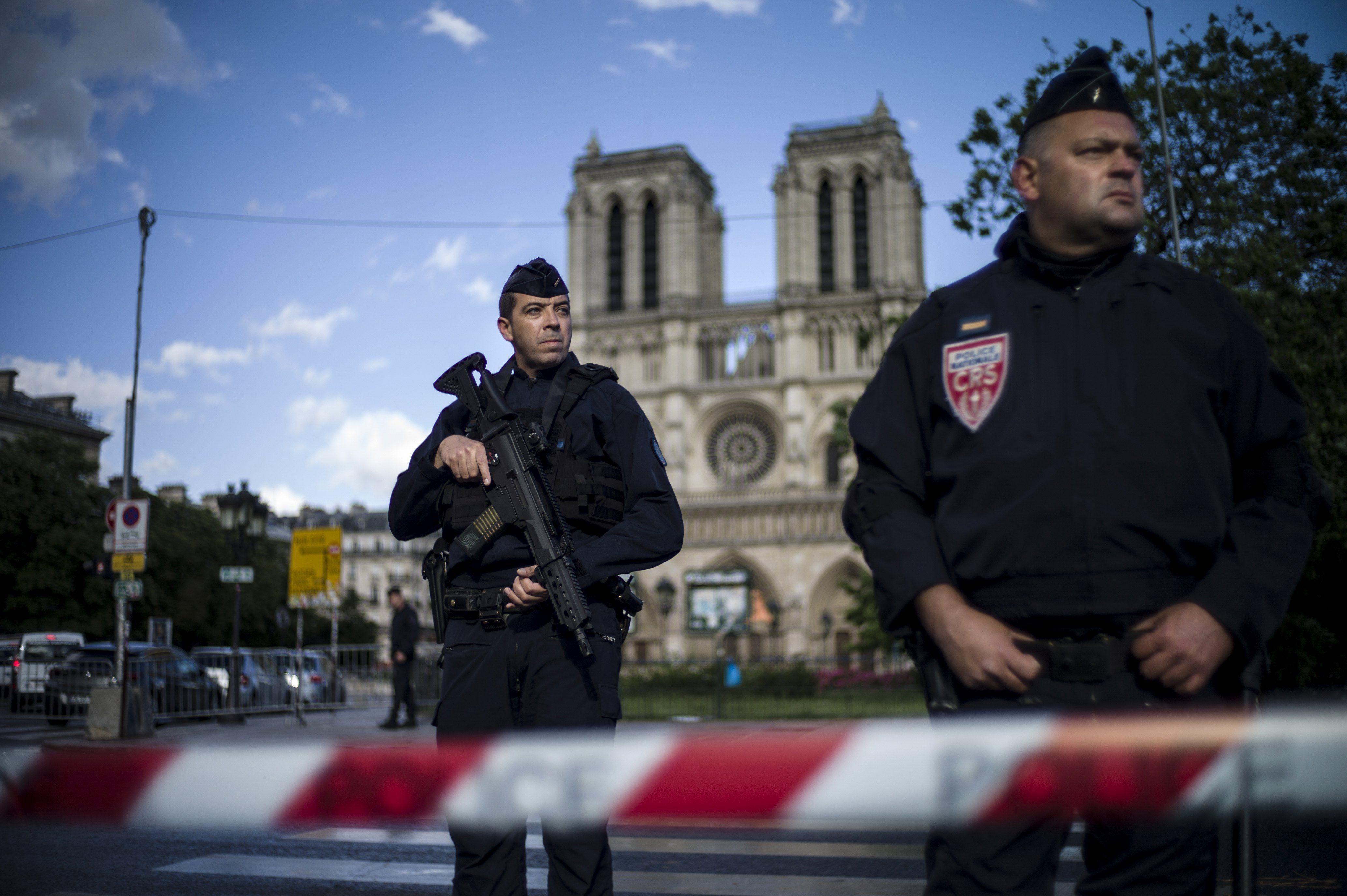 El atacante de Notre Dame dejó un video en el que dice pertenecer a ISIS