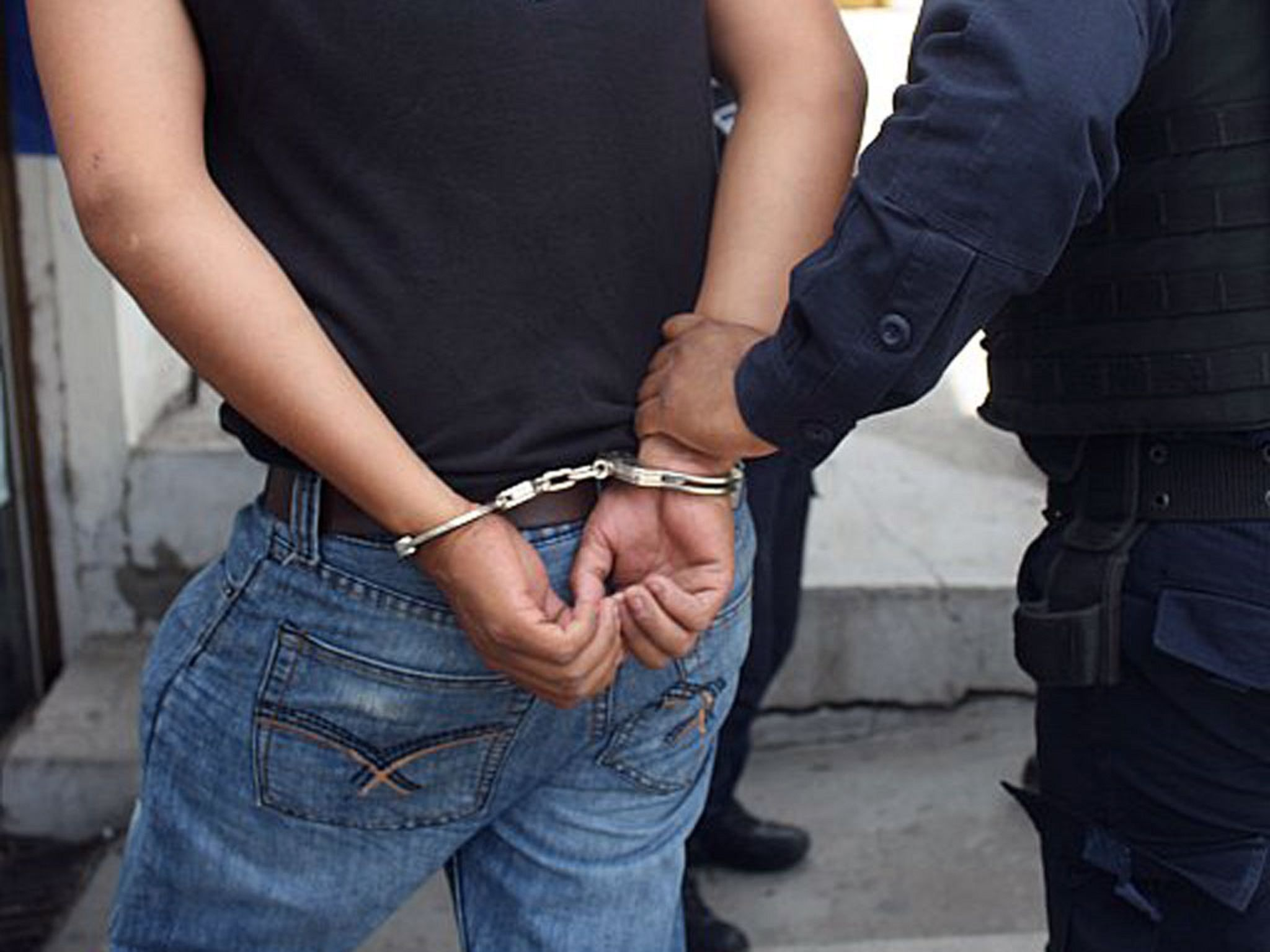 Detienen a un enfermero acusado de abuso de menores. Imagen de archivo