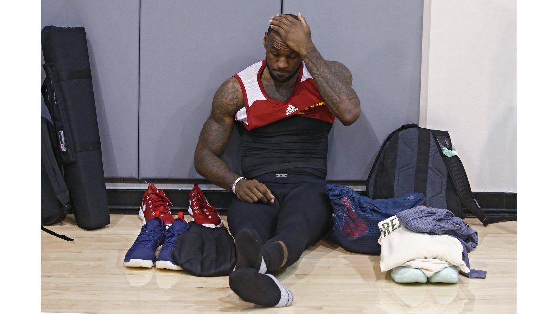 Grave denuncia en la NBA