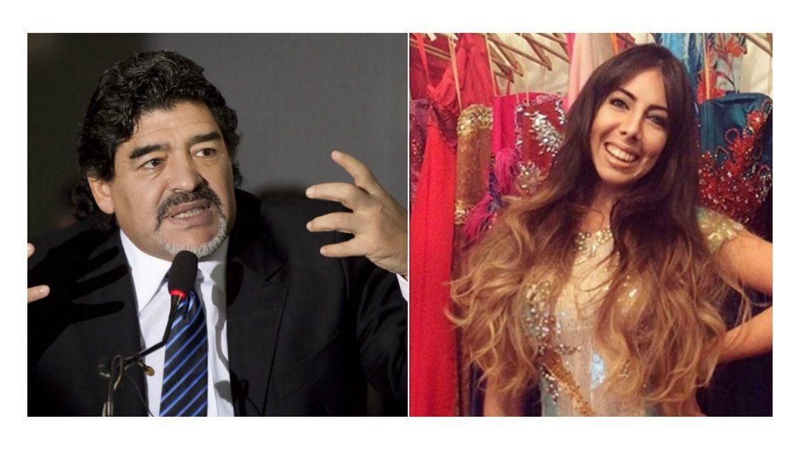 El peor audio de Maradona: Quiero verte en bolas y que te toques