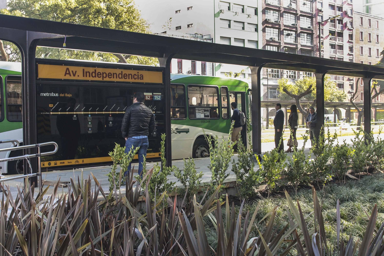 Metrobus del Bajo
