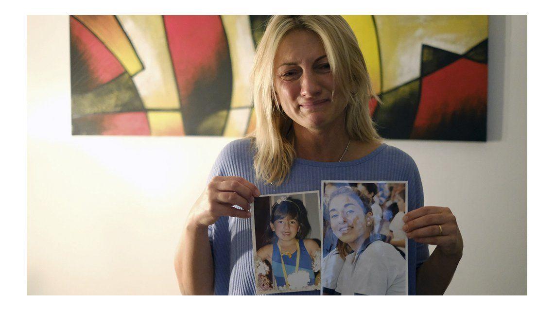 La mujer exige justicia por la muerte de su hija no la atropellaron