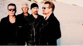 U2 presenta The Joshua Tree Tour 2017
