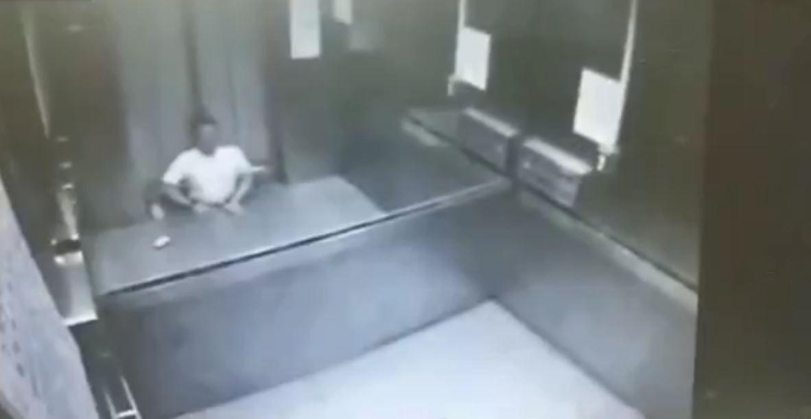 VIDEO: Un hombre murió aplastado por el ascensor en Taiwán