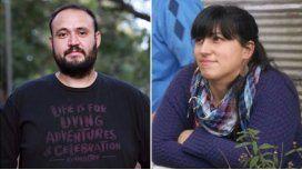 Ezequiel Castro y Laura Rimedio, los fallecidos por inhalación de monóxido de carbono