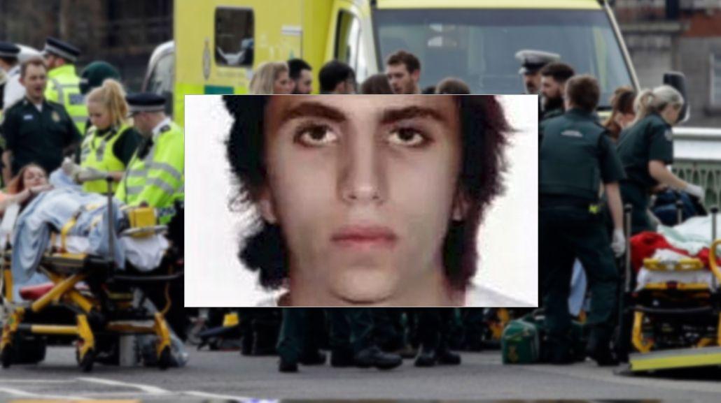 Identificaron al tercer atacante del atentado en Londres