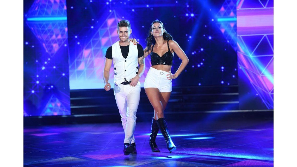 Las fotos del debut de Gastón Soffritti y su novia en el Bailando.