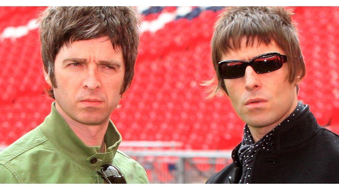 Liam Gallagher y Noel se perdieron la oportunidad de reencontrarse.