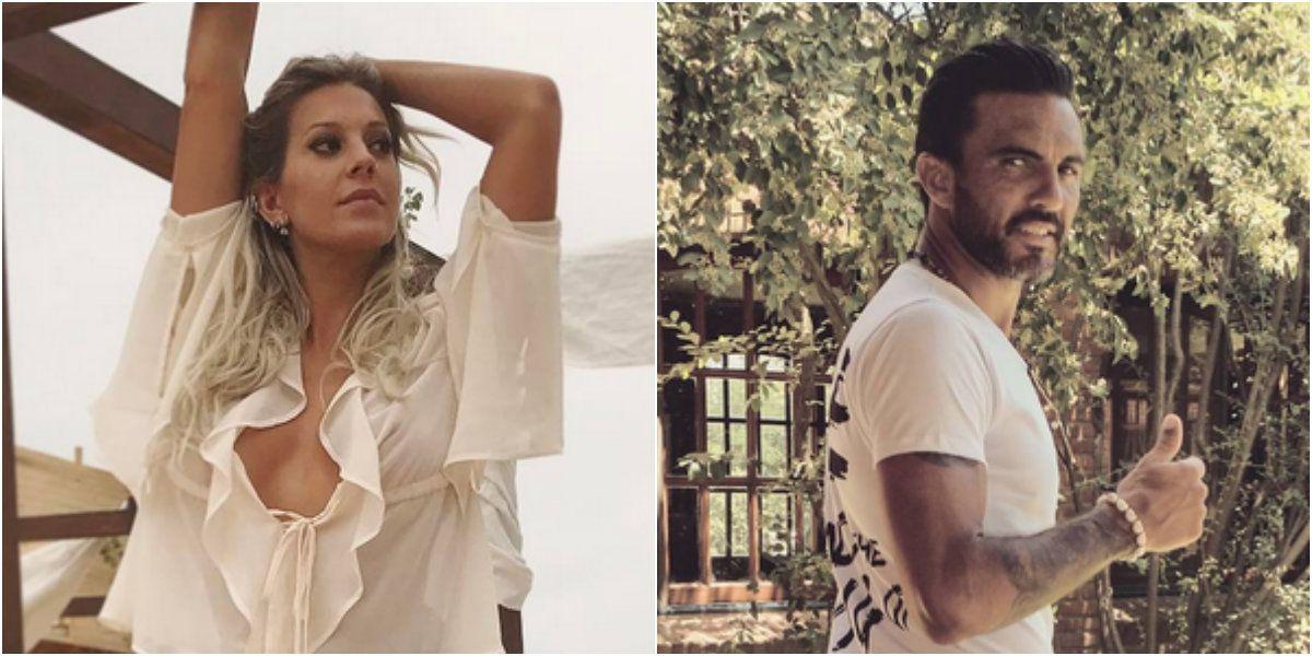 El audio de Fabián Cubero negando el affaire con Noelia Marzol