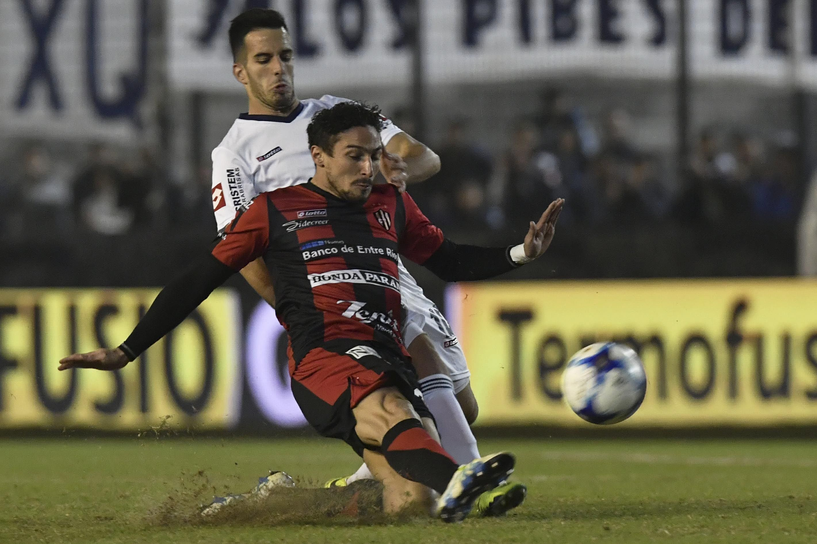 Quilmes recibe a Patronato