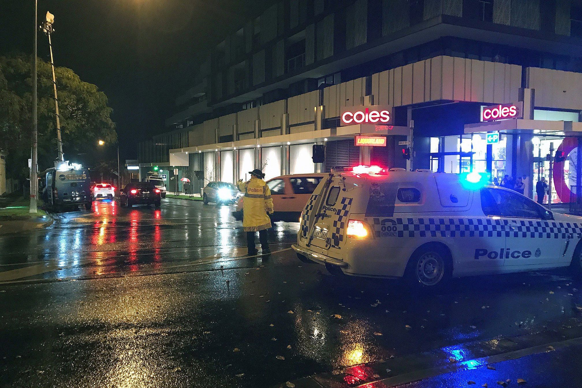Atentado cerca del hotel de la Selección: un hombre murió y el atacante fue abatido