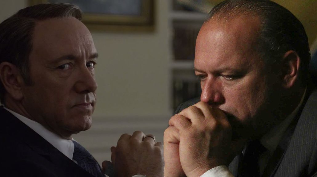 Underwood le contesta a Berni