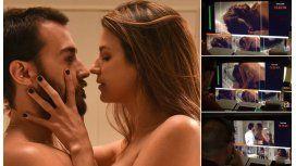 Así se grabó la primera escena de sexo de Las Estrellas