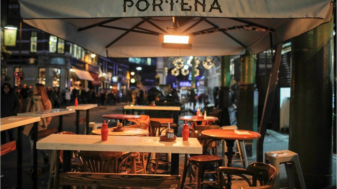 Restaurante argentino Porteña