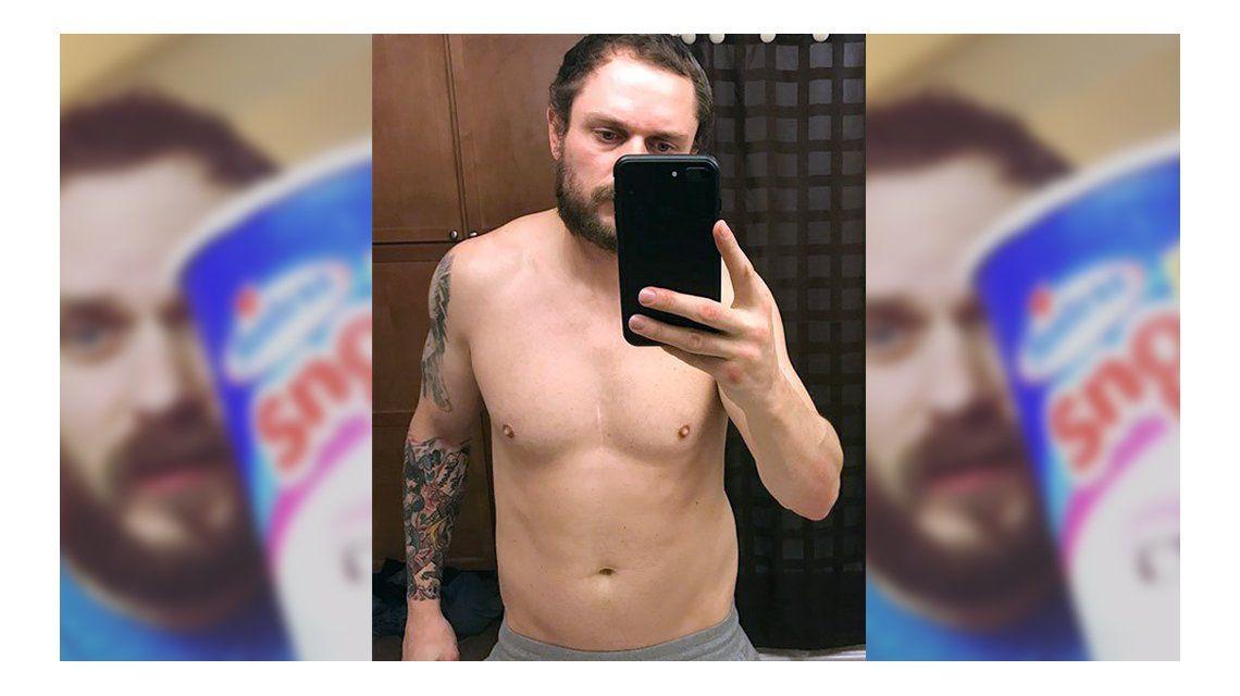 Un hombre comió sólo helado durante 100 días y bajó 15 kilos