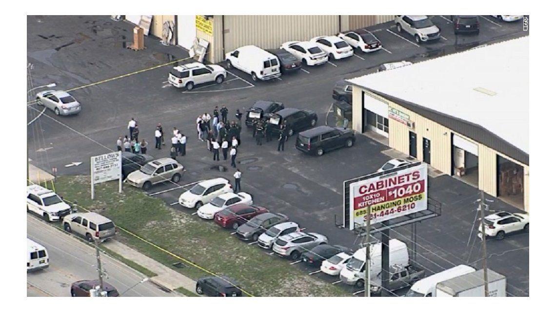 Tiroteo en Orlando deja varios muertos