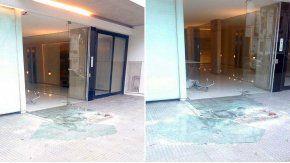 Ocurrió en un edificio de Ravignani al 2100