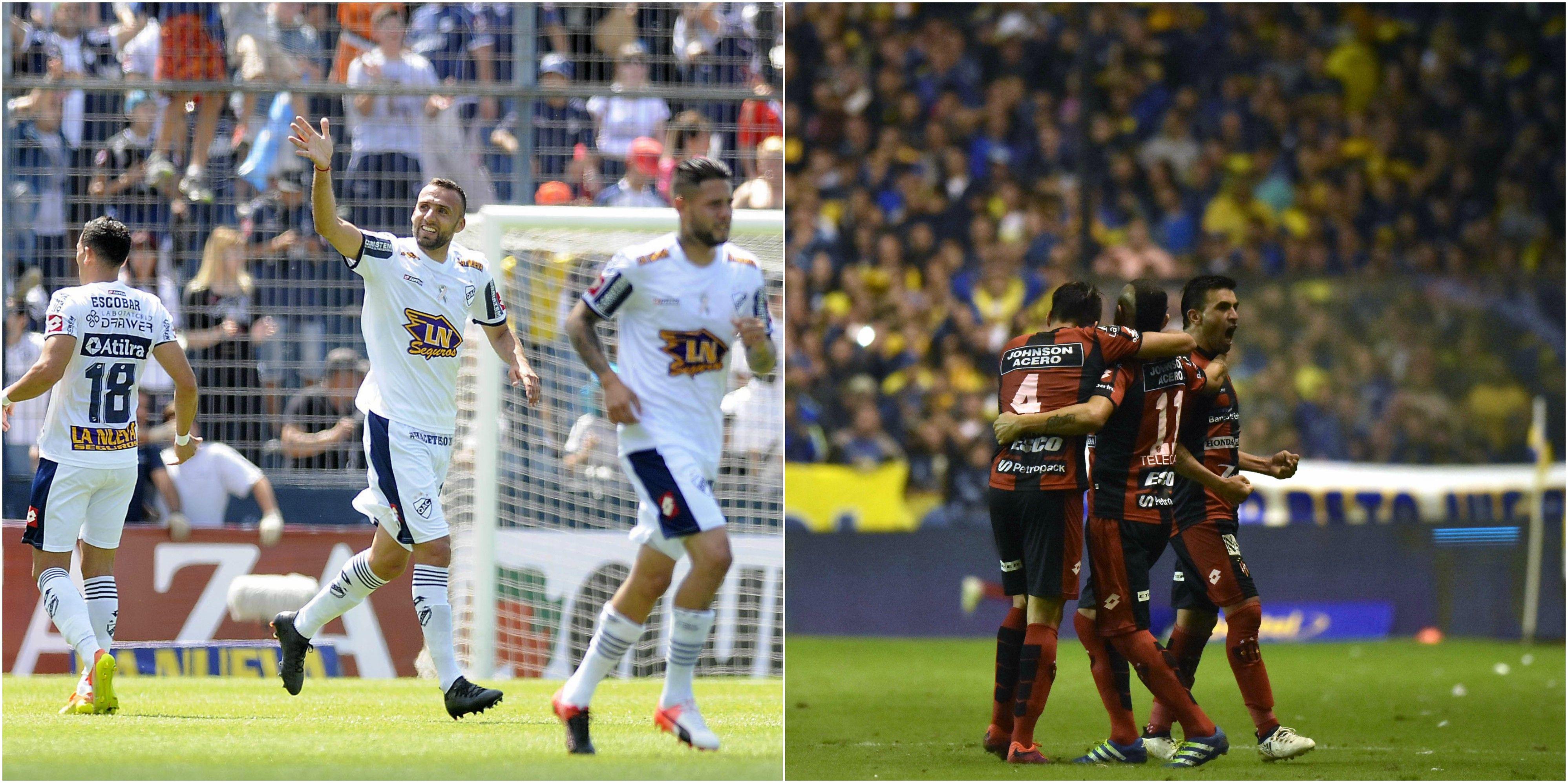Quilmes vs. Patronato