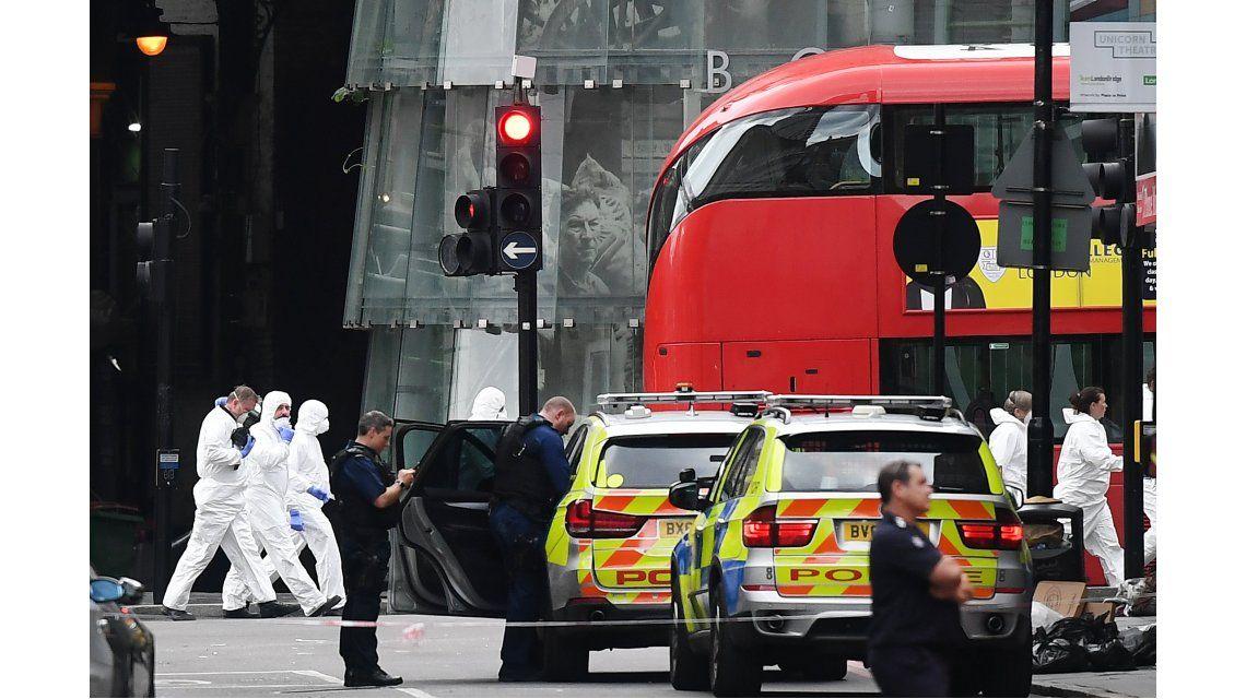 El Estado Islámico se atribuyó el atentado de Londres