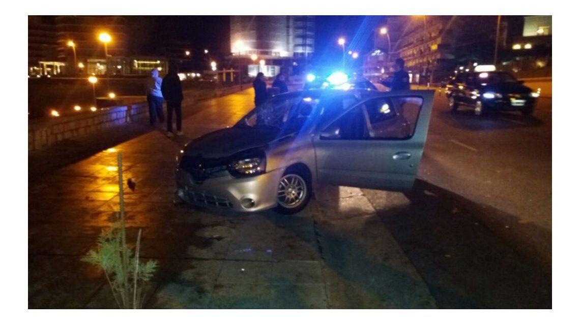 Una persona murió por el accidente