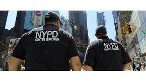 Nueva York extrema sus medidas de seguridad contra el terrorismo
