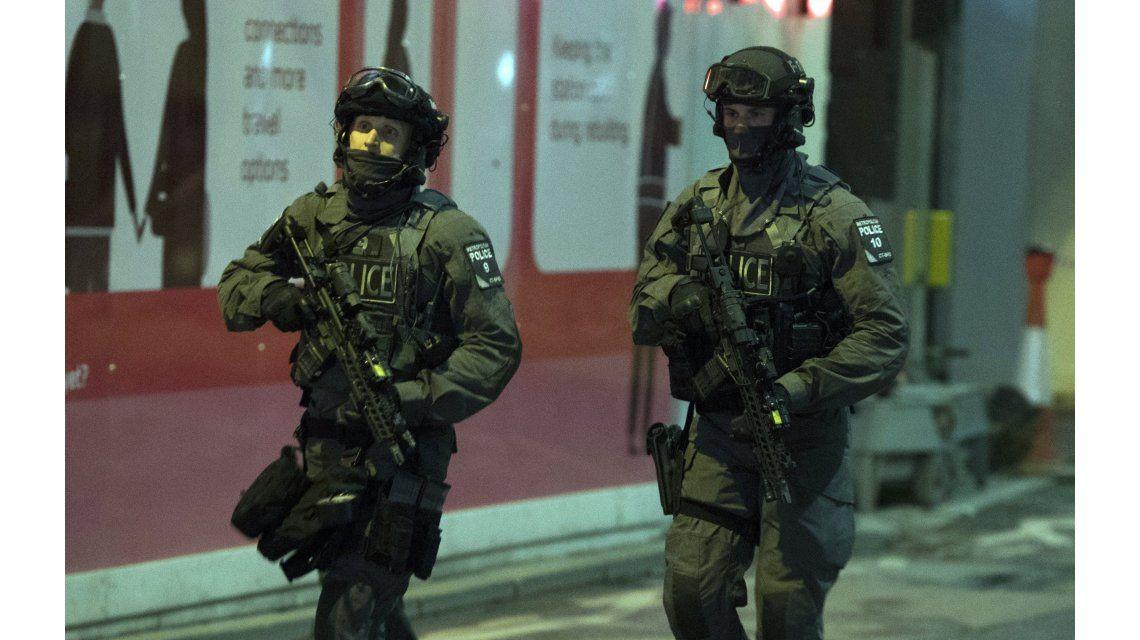 La Policía confirmó que se trató de un atentado doble