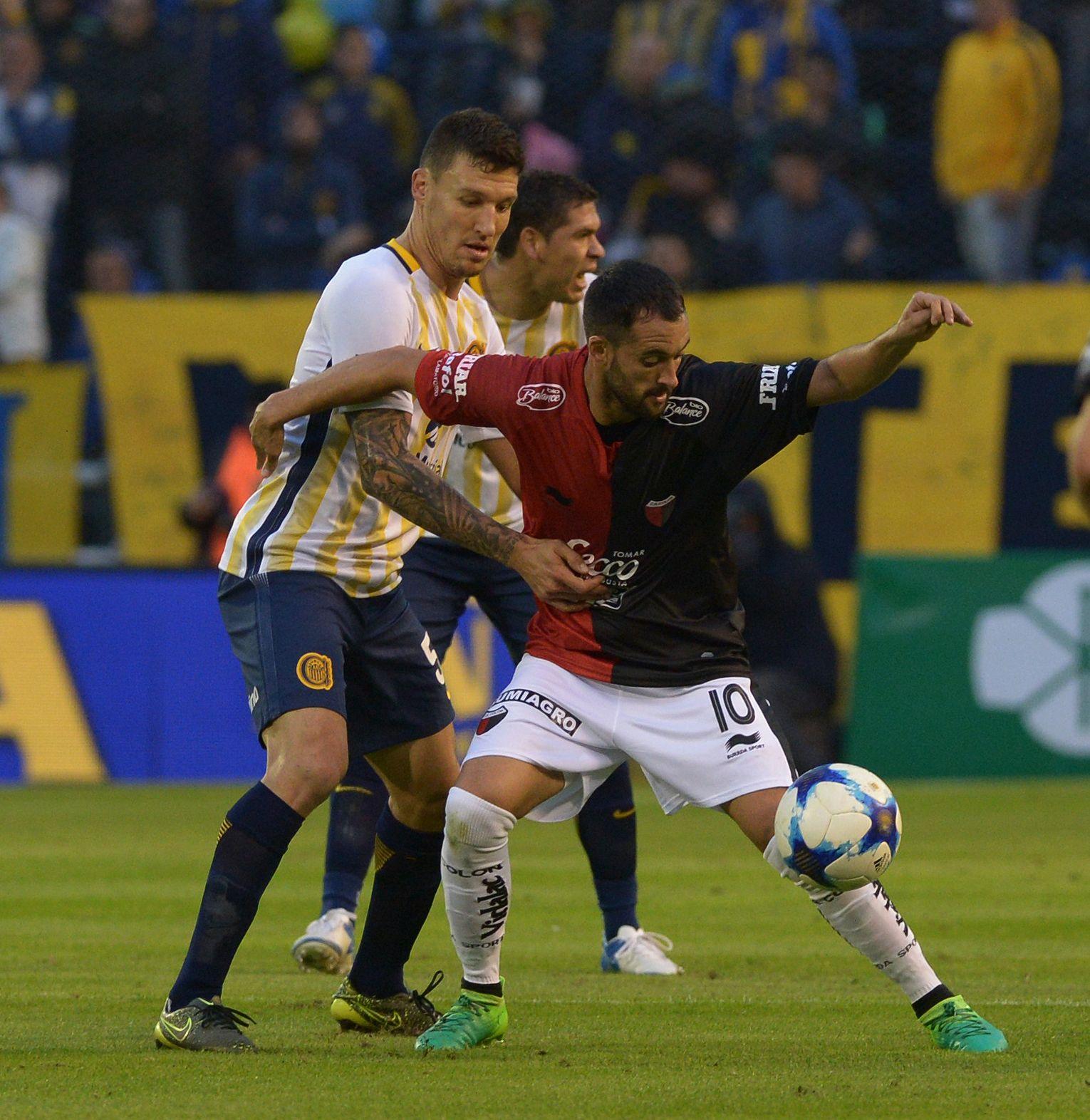 Central y Colón empataron sin goles