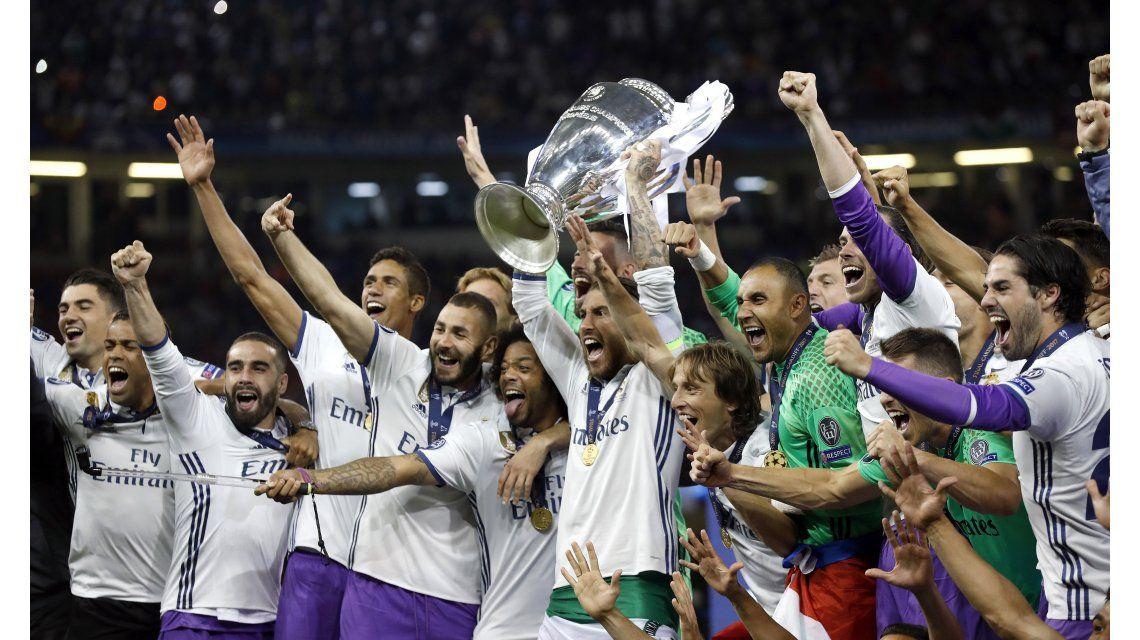 La UEFA quiere que la final de la Champions League se juegue en Nueva York