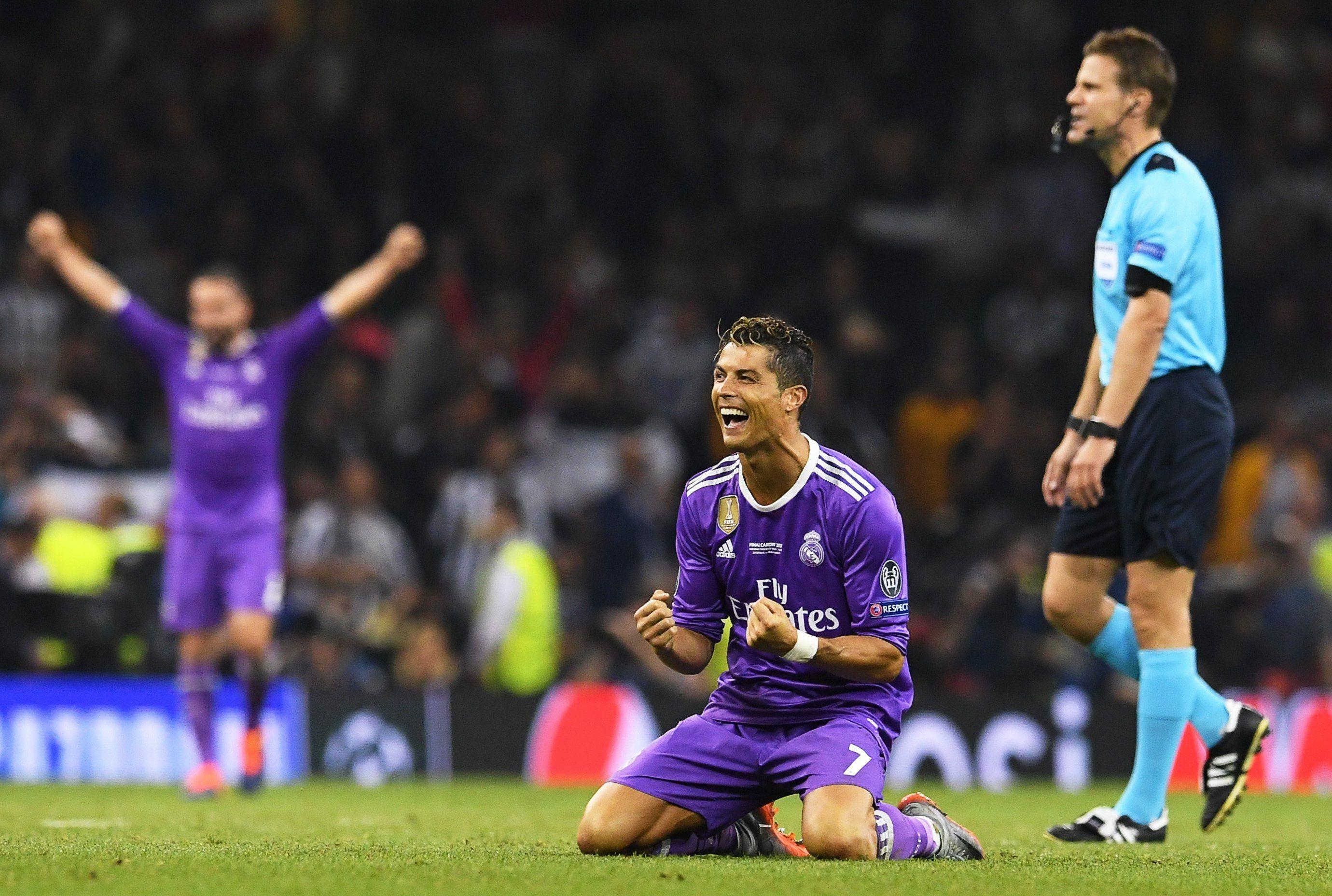 Real Madrid le ganó la Champions a la Juventus con un Ronaldo imparable