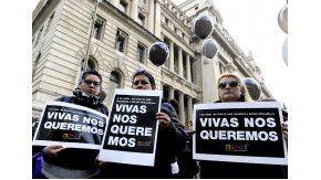 Agrupaciones sociales y manifestantes particulares se reunieron este sábado