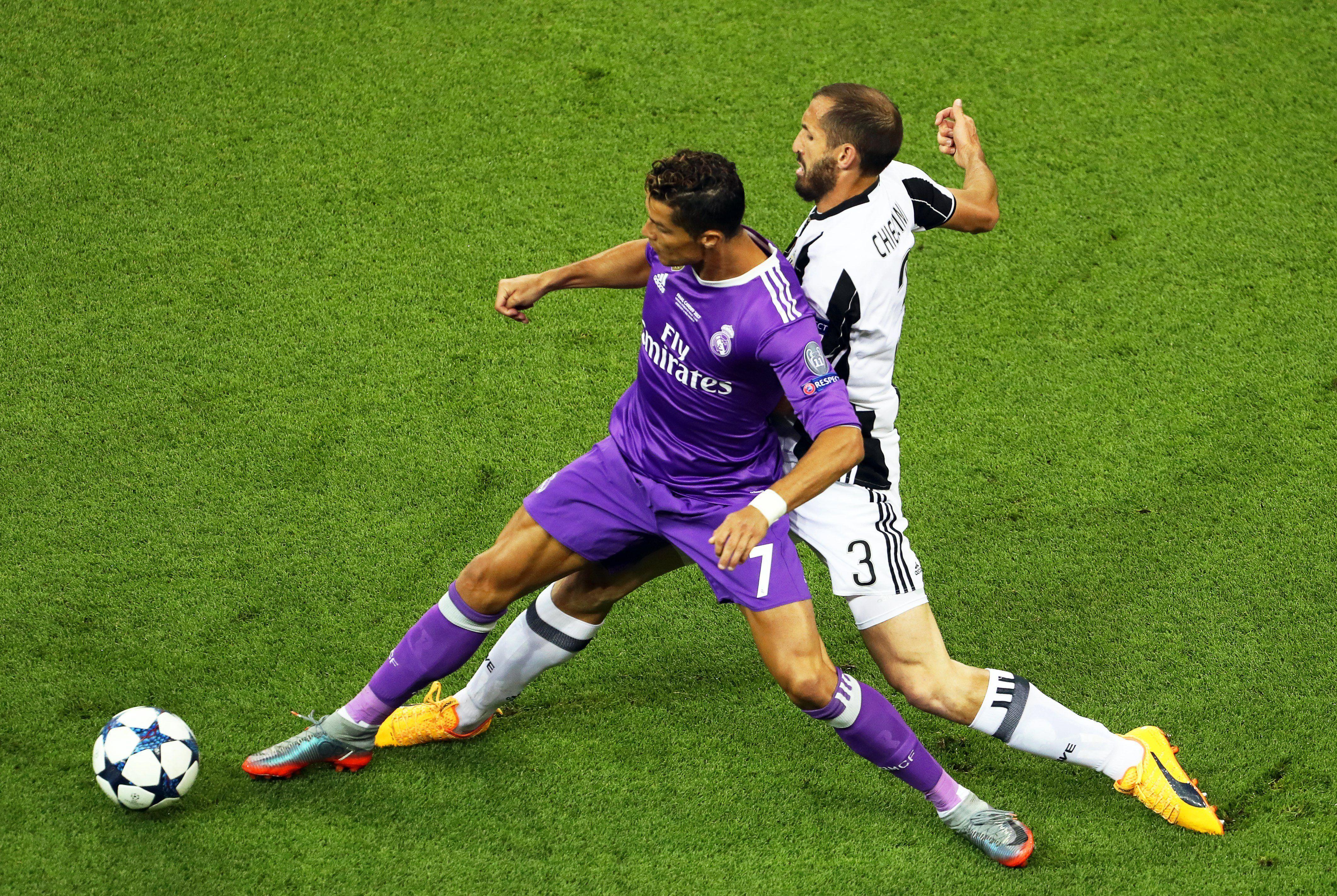 Final apretada en Cardiff entre Juventus y Real Madrid