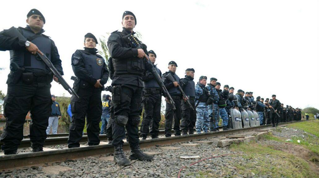 Detuvieron a nueve personas en un megaoperativo anti narco