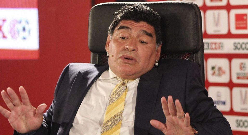 Diego Maradona va a vivir en una imponente propiedad de Emiratos Árabes