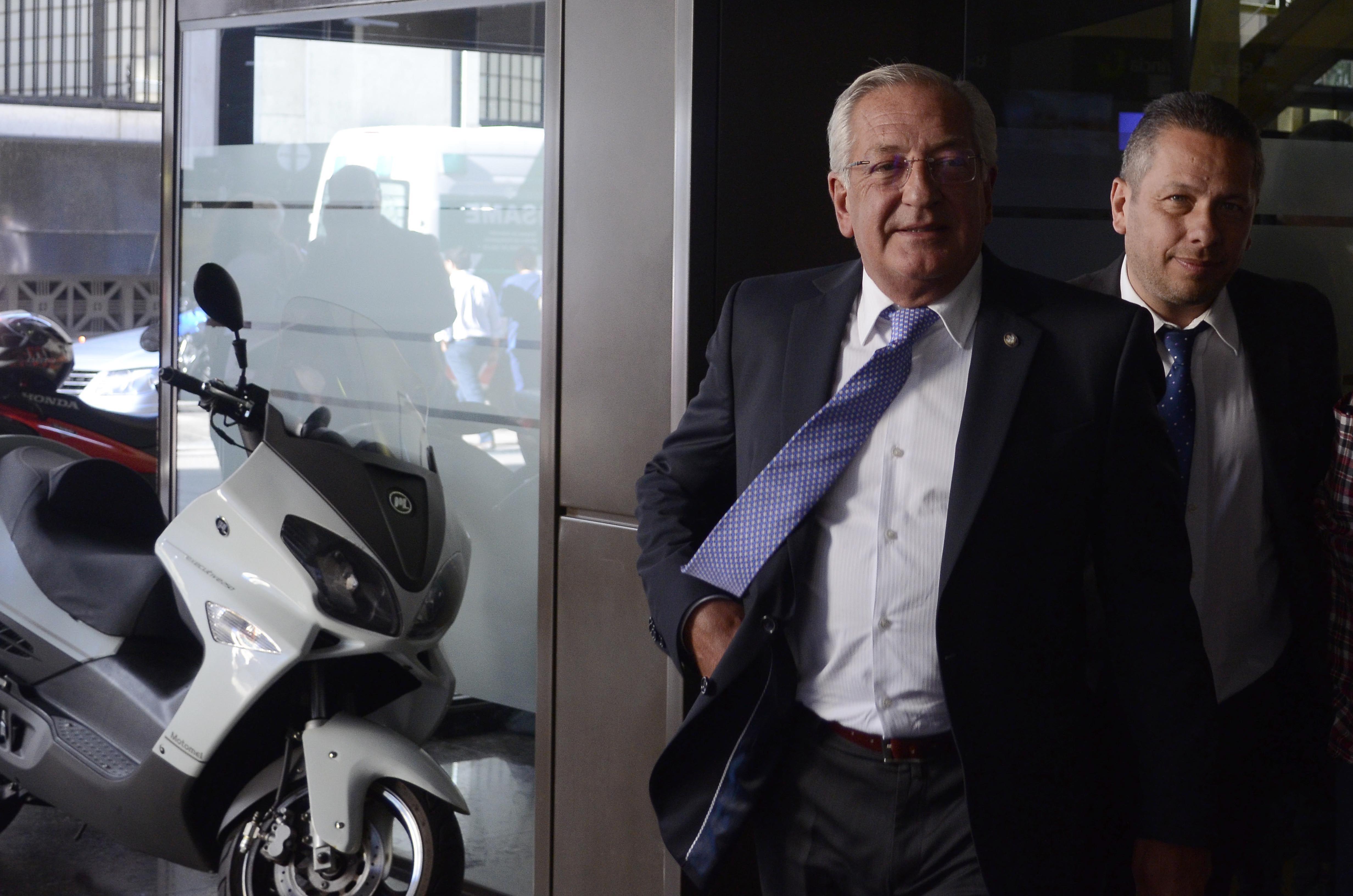 Piden detener al ex gobernador de Jujuy Eduardo Fellner