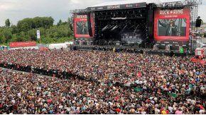 Suspendieron el principal festival de rock de Alemania por una amenaza terrorista