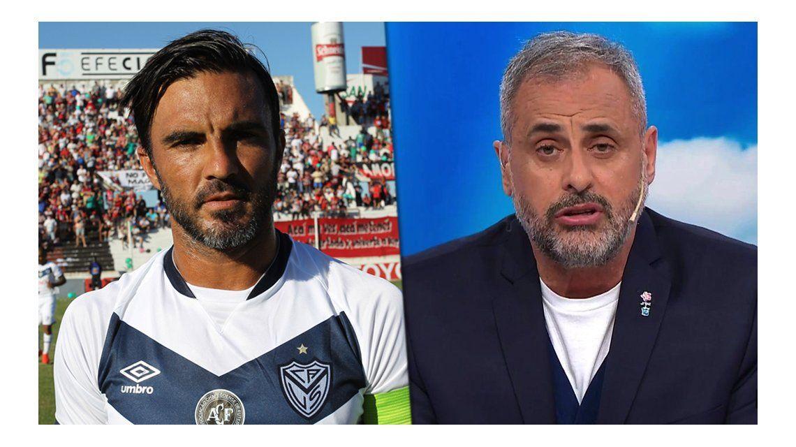 Poroto Cubero y Jorge Rial se cruzaron en Twitter