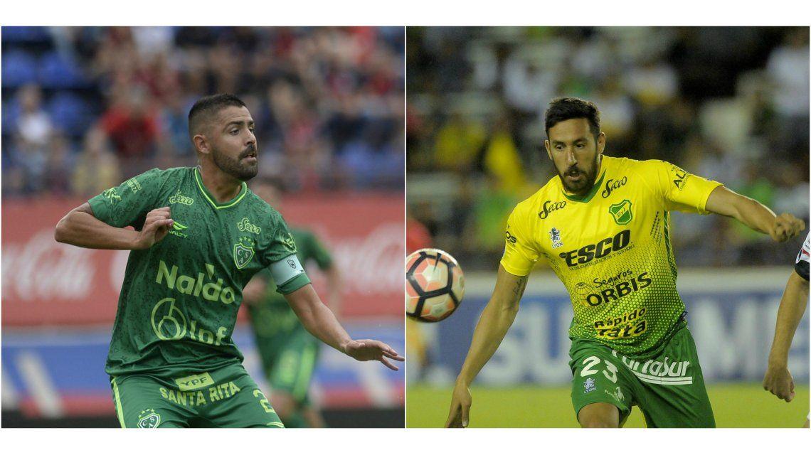 Sarmiento de Junín vs. Defensa y Justicia