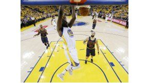 Golden State Warriors 113 - Cleveland Cavaliers 90