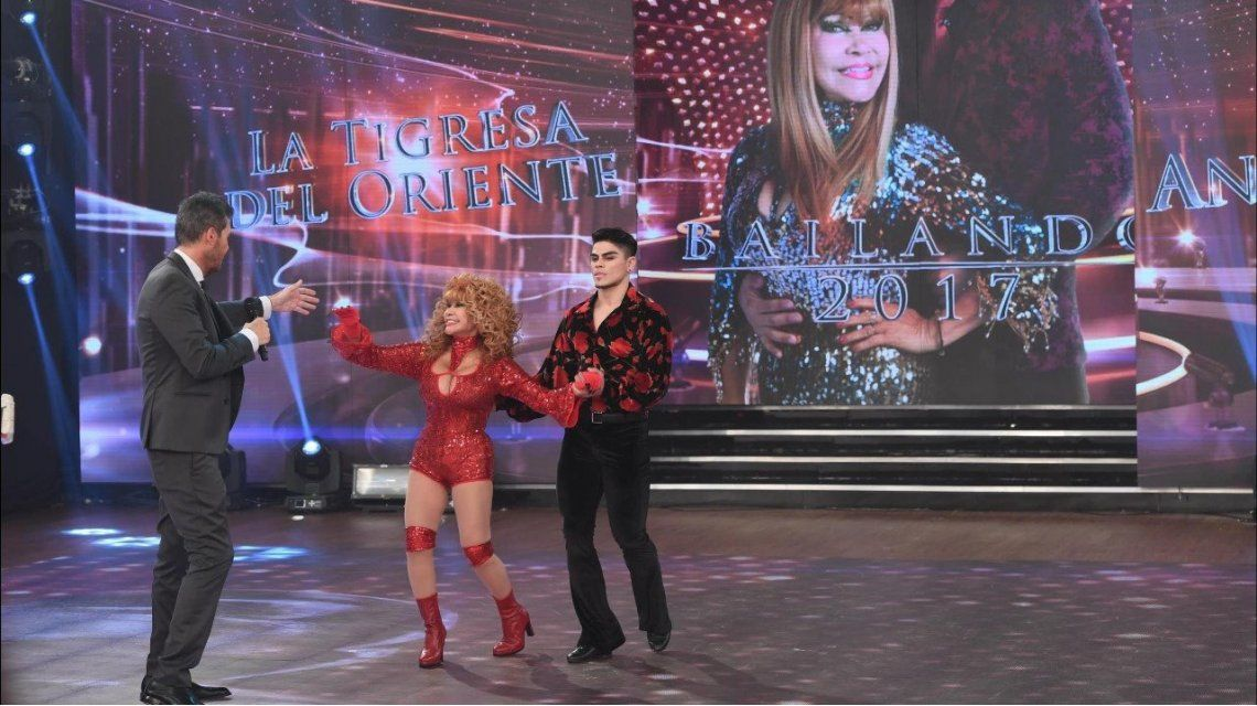 La Tigresa del Oriente en ShowMatch