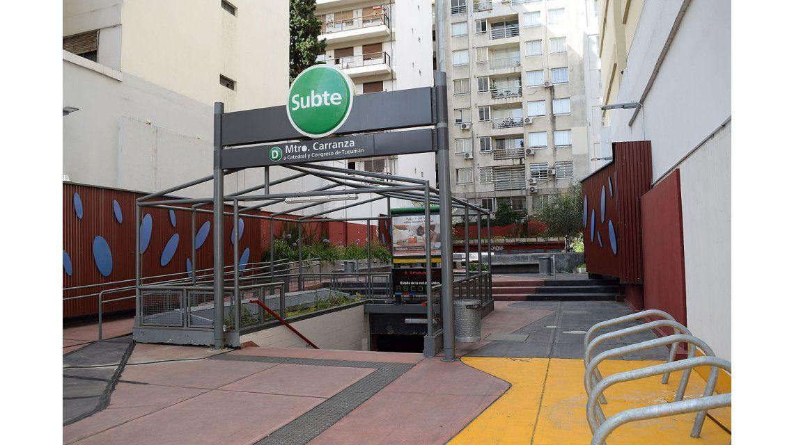 La estación Ministro Carranza de la línea B se convertirá en homenaje a Miguel Abuelo