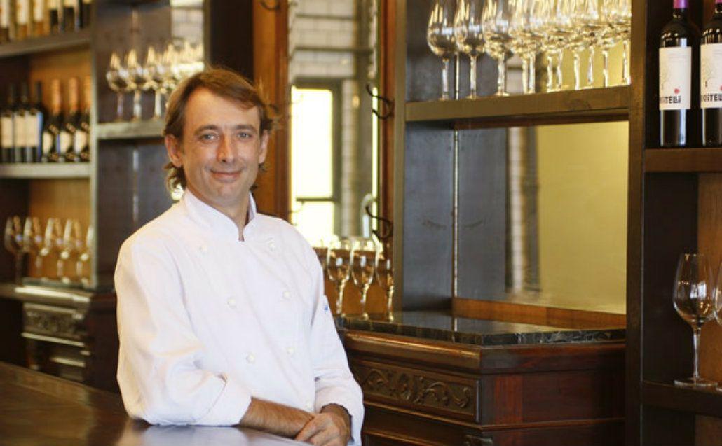 El chef cerró su restaurante para emprender un proyecto insólito