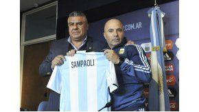 Comenzó la era Sampaoli en la Selección argentina