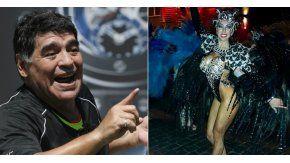 Nuevos audios de Maradona a su amante correntina