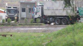 San Martín: hallaron el cuerpo de un hombre en el predio de Ceamse