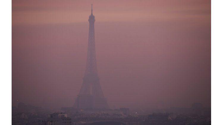 París bajo los efectos del calentamiento global