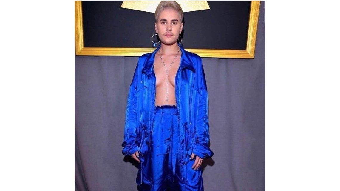 El fotomontaje más polémico de Justin Bieber en el cuerpo de una mujer