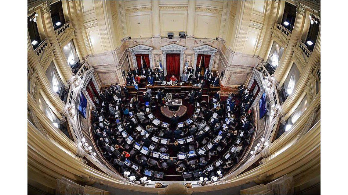 El Senado aprobó el proyecto de Ley de Protección de Víctimas.