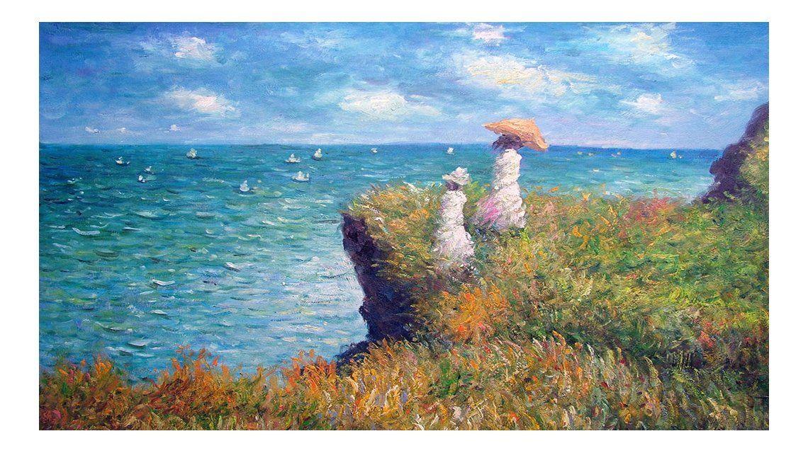 ¿Qué artista pintó éstas pinturas?