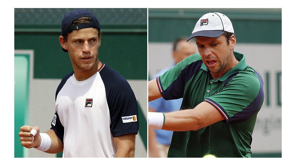 Schwartzman y Zeballos también se metieron en la tercera ronda de Roland Garros